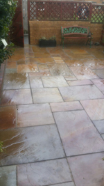 block paving cleaning County Durham