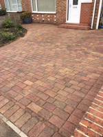 block paving driveways cleaning County Durham