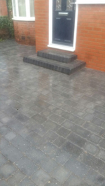 block paving driveway and patio installers durham and Washington