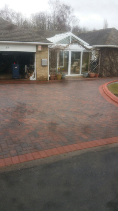block paving and driveways Durham and Washington