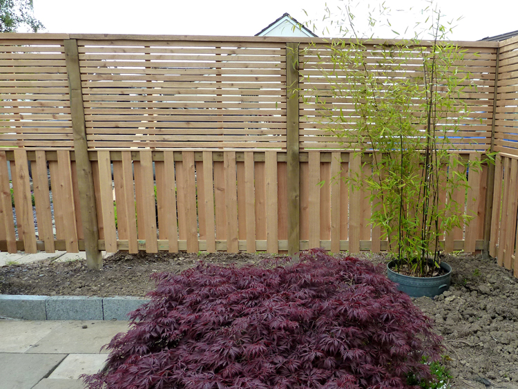 Garden Fence Installers Durham, Washington and Sunderland