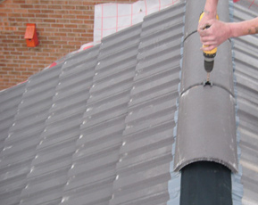 dry ridge tile installers Durham and Newcastle