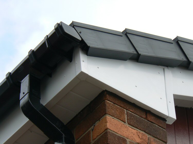 PVC Roofline installers Durham, Washington, Newcastle and Sunderland